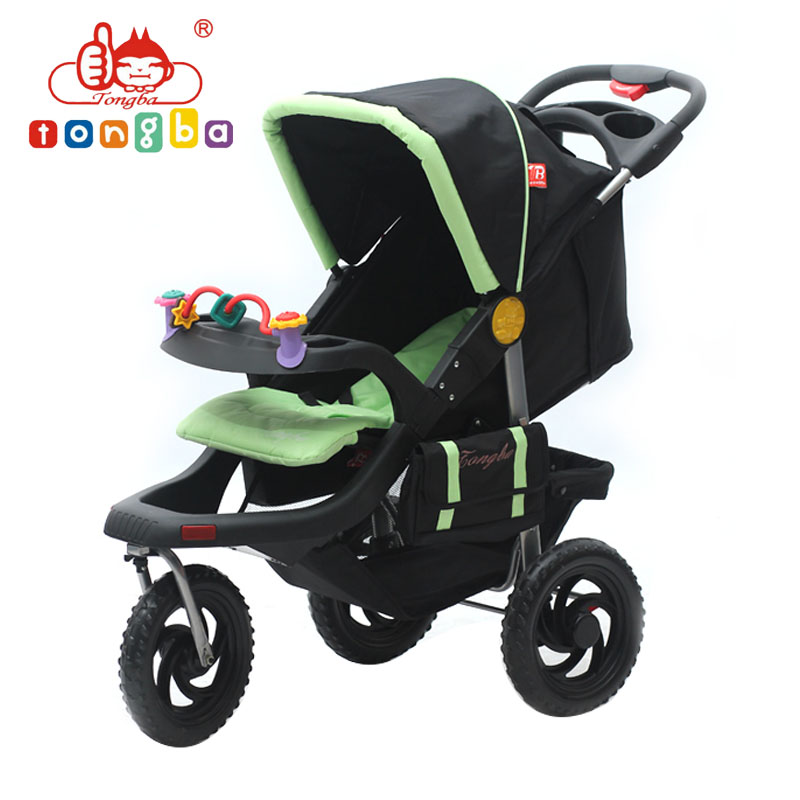 Samples Provided 2017 Stroller With EN1888 Baby Bicycle 3 Wheels