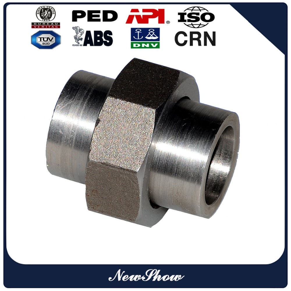 USA standard hot sale mss sp 83 forged steel union fitting