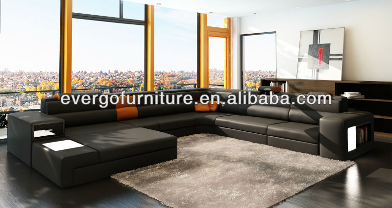 wohnzimmer sofa leder raum und m beldesign inspiration. Black Bedroom Furniture Sets. Home Design Ideas