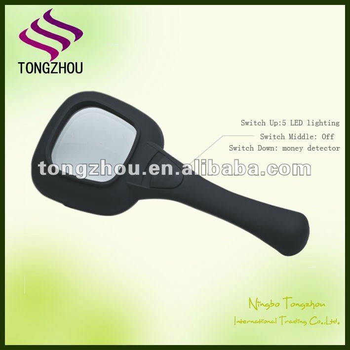 Magnifier with Led Lamp