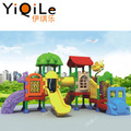 Multi-function kids plastic slide outdoor playground playhouse children play toys