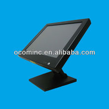 "Hot Selling 15"" Touch Screen LCD Monitor Cheap Pos Monitor"