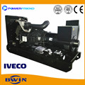 Factory use 220kw electric power diesel generator set Fiat IVECO engine generators