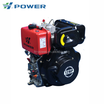 435cc Air Cooled Diesel Engine HP188FE (CE,)