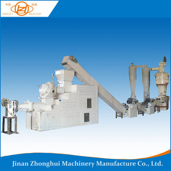 Factory wholesale full auto 1000-1500 kg/hr used soap machinery