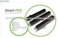 Smart PDU (power usage and carbon emission of equipment)