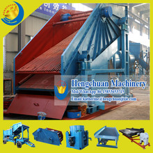 Latest Technology China Double Deck Vibrating <strong>Screen</strong> with STL Concentrator for Sale