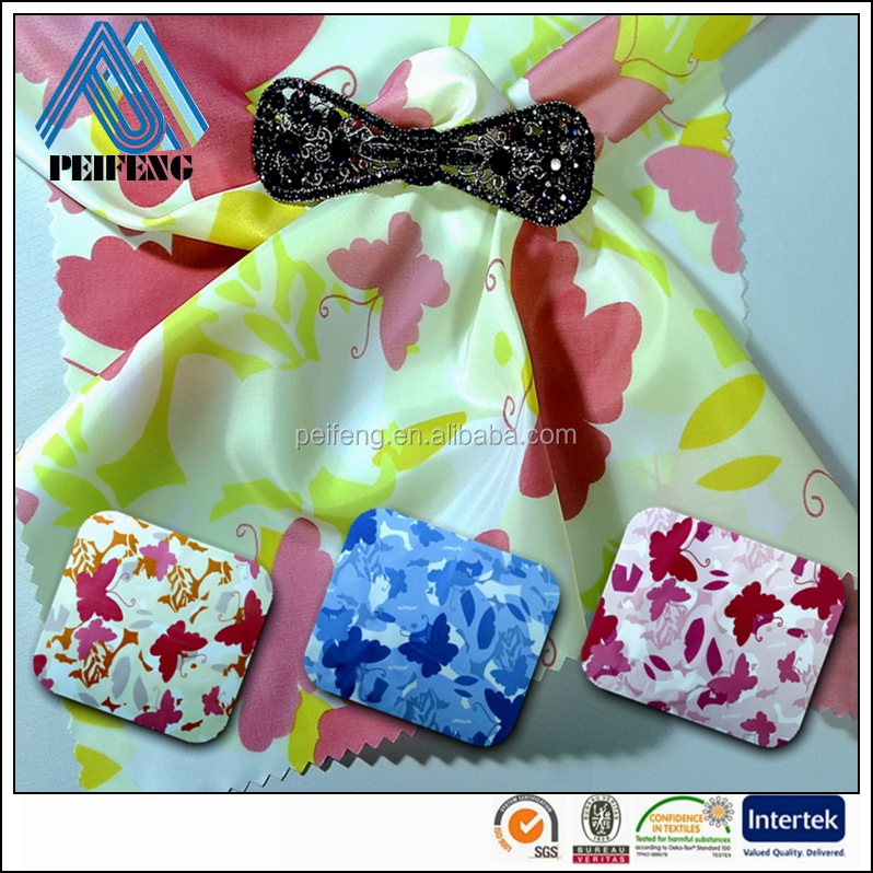 dtpf1400 20d 400t100 polyester printed fabric textile fabric printing