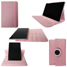 360 Degree Rotating Protective Top Grade PU Leather Tablet Case Cover for iPad 3