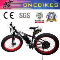 CNEBIKES new hub motor electric fat bike conversion kit/fat trye hub motor kit