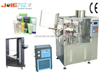 JEF-50 automatic tube filling and sealing machine for aluminum tube and plastic tube