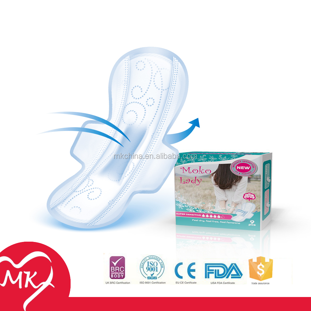 Regular/Super/Overnight/Maxi Feminine disposable sanitary pad sanitary napkin custom tampon brands for lady manufacturers