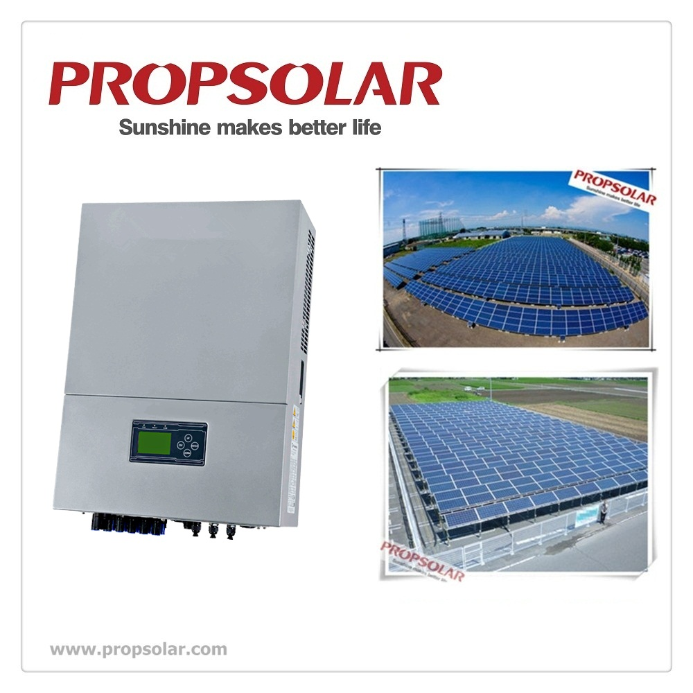 High Efficiency MPPT solar inverter power bank With best quality and cheap price