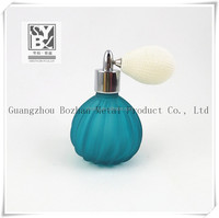 100ml air bag perfume bottle, perfume spray packaging gasbag spray pump