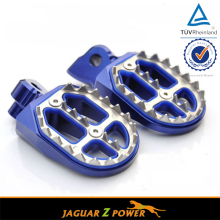 Aluminum alloy enduro bike motorcycle motocross foot pegs footpegs For Yamaha