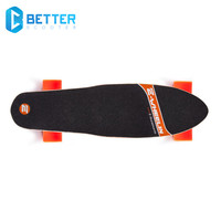 CE Certification and 1-2 Charging Time hoverboard 4 wheel electric skateboard