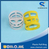 Plastic Pall Ring Packing For Distallation Tower
