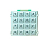 Color Customized Universities Kisok Keypad Telephone