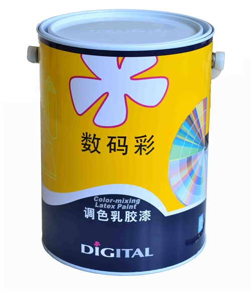Light colors high quality fungus resistance exterior wall paint