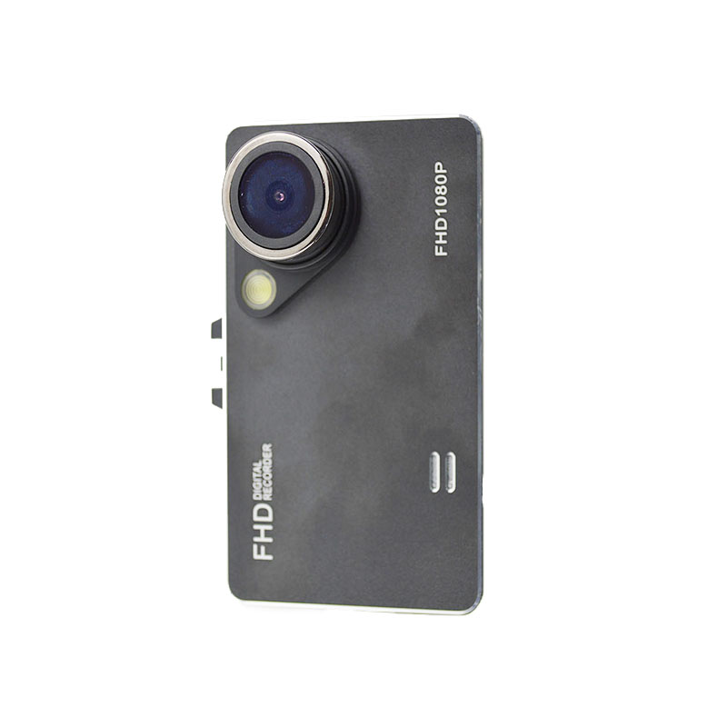 HD 2.4 inch tft screen ultra thin small hidden camera for cars remote control car dvr camera