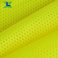 Hot Sale EN20471 wholesale High Visibility polyester mesh high light reflective fabric