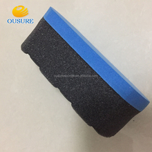 Various shapes car wax sponge car polishing pad car sponge tool