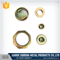 China cold rolled sheet steel drum bung and flange caps