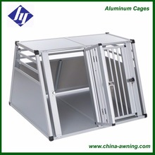 Outdoor Cheap aluminum animal cage