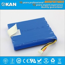 China Suppliers KAN Ni-MH 14.4V 12xAA 800mAh rechargeable battery pack for robotic vacuum cleaner,solar panel