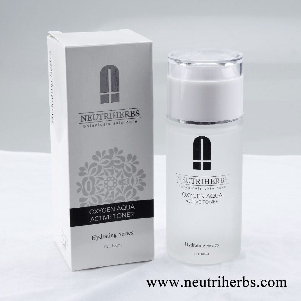 Neutriherbs Chinese Wholesale Hydration Moisture Skin Care Face Toner to Fresh Skin Control Oil