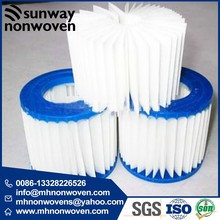 high quanlity printed oil filter non-woven fabric