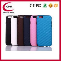 popular phone case mobile phone soft case twill weave case for iphone 6 iphone 6s