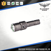 Strong Light Aluminum LED Heavy Duty Torch Light