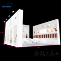 Aluminum trade show booth exhibition booth display 3x6 10x20 booth designs
