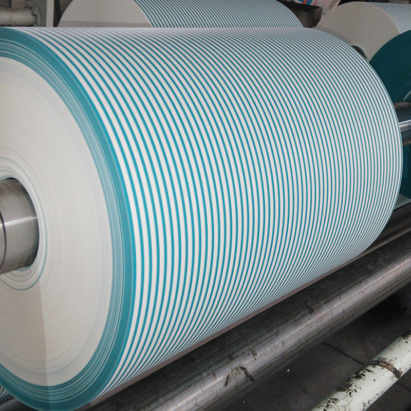 30gsm Breathable Color Lamination pe Film roll For Diaper