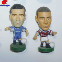 PVC Sport Figure Gift Doll, Famous Player Toy