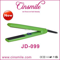 High quality LED 100% ceramic proliss hair straightener reviews JD-099