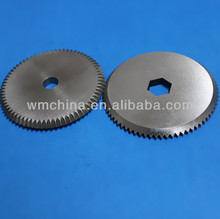 High quality custom steel gear cogs