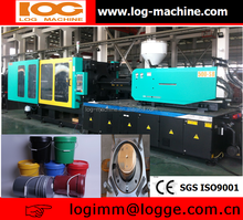 LOG 500S8 plastic injection molding machine for paint pail/ bucket