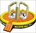 inflatable wrecking ball, inflatable demolition ball games A6034