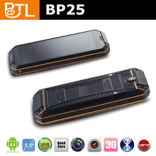 BATL BP25 Quad Core OGS Screen mobile phone OEM factory shenzhen customer logo designed android phone china Rugged Phone