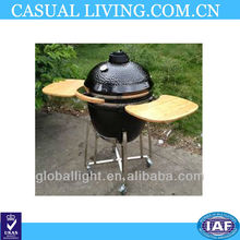 New Design Ceramic Shells made Luxurious BBQ Grills