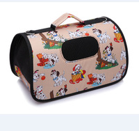 Pet Carrier Airline Travel Cat/Dog Small Animals Tote Bag
