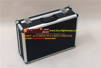 Empty New small aluminum briefcase metal tool box for sale
