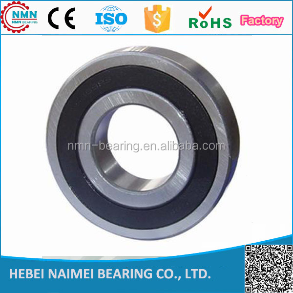 deep groove ball bearing used in electronic typewriter 6307 bearings