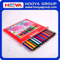 promotion wholesale plastic cheap 7 inch color pencil