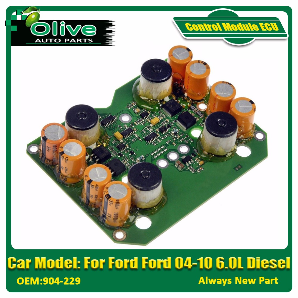 Fuel Injection Control Module ECU For Ford 04-10 V8 6.0L Diesel 904-229 1845117C2 4C3Z12B599AARM