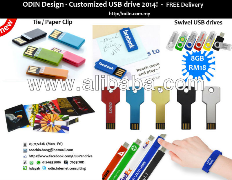 Shop Online Pendrive Thumb Drive Best Price In Malaysia - Premium Corporate Gift