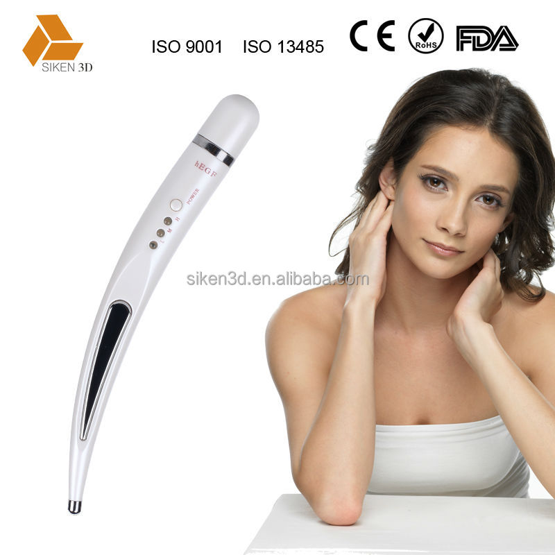 mini massager massage pen eye squeeze galvanic anti ageing pen