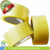 clear 48/60/72mm strong bopp tape